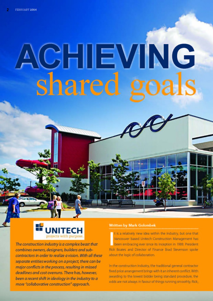 Business In Focus Unitech