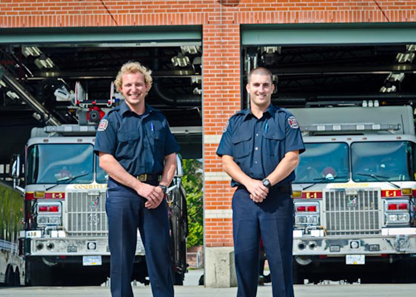 Coquitlam Fire Hall