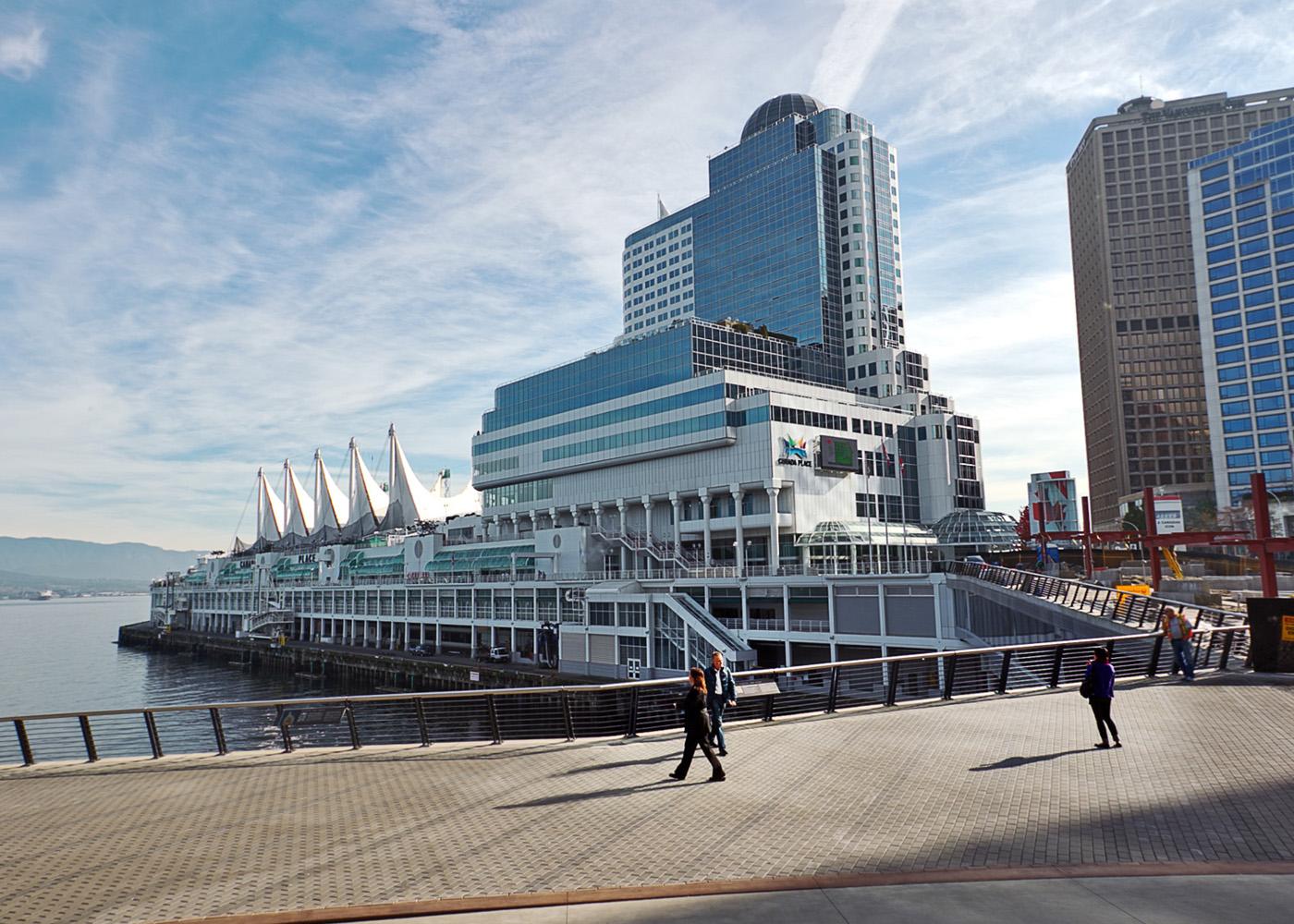 VCEC Canada Place Renovations