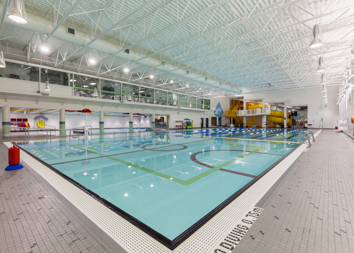 Nelson Pool Upgrade