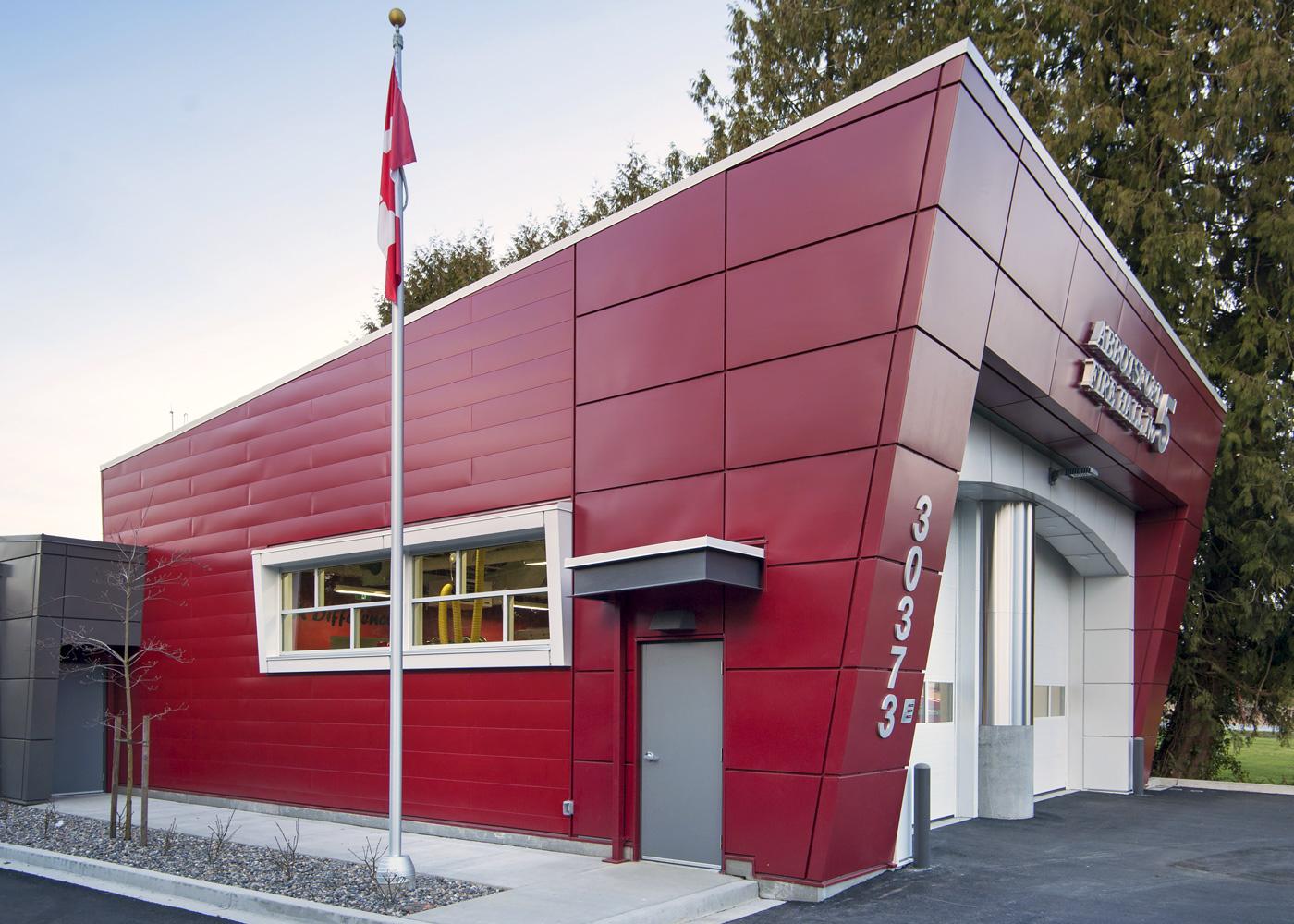 Mount Lehman Fire Hall #5