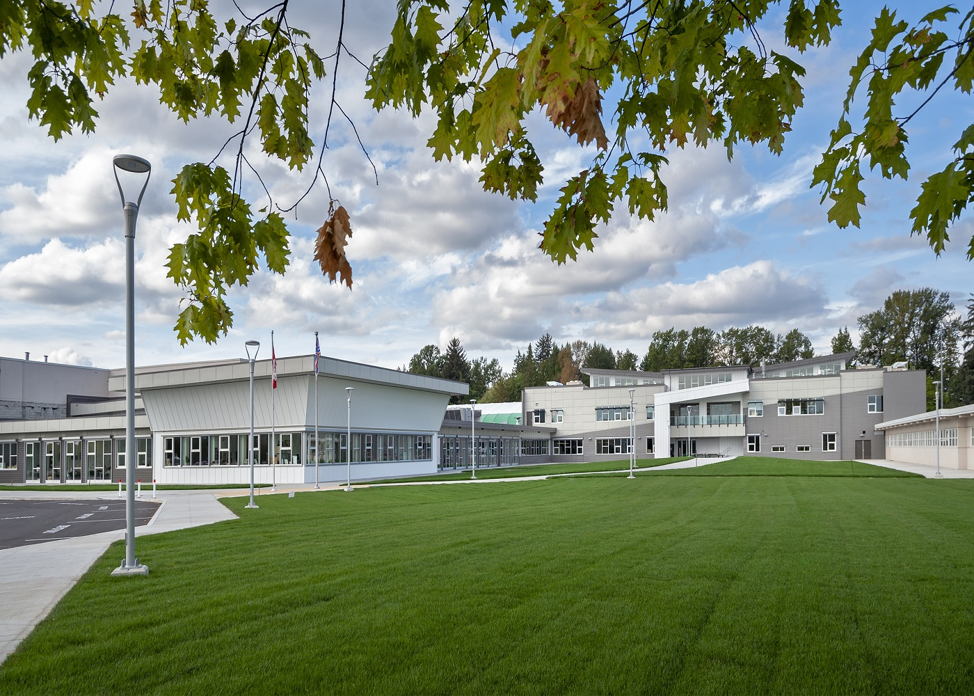 Langley Secondary School